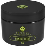 Acrylic Powder Crystal Clear Prestige 35 гр
