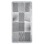 Пластина для стемпинга Dots&Lines