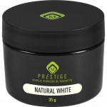 Acrylic Powder Natural White Prestige 35 гр